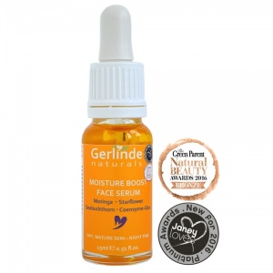 Moisture Boost Serum - with Coenzyme Q10 for Dry and Mature Skin *Award Winning