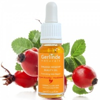 Organic Rosehip Beauty Oil - Promoting Skin Repair - Normal to Dry Skin