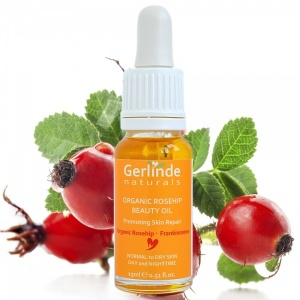 Organic Rosehip Beauty Oil