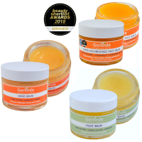 Luxury Balm Pamper Trio - Gift Set