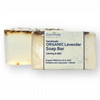 *Organic Lavender Soap Bar
